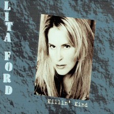 LITA FORD - Killin' Kind