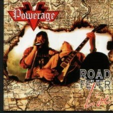 POWERAGE - Road Fever Live