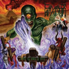 FAITHXTRACTOR - Razing The World Of Myth