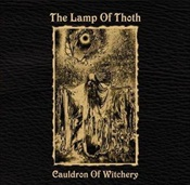 THE LAMP OF THOTH - Cauldron Of Witchery