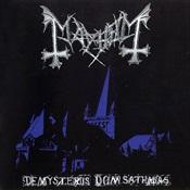MAYHEM - De Mysteriis Dom Sathanas (Deathlike Silence)