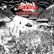 KOMMAND - Savage Overkill