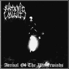 SATANIC MIGHT - Arrival Of The Winterwinds