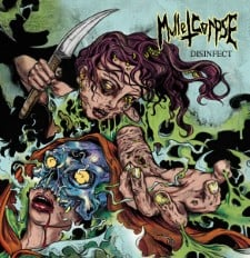 MULLET CORPSE - Disinfect