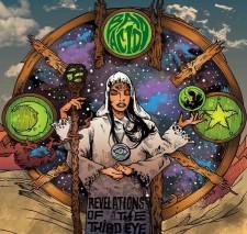 BAD ACID - Revelations Of The Third Eye