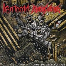 ATOMICDEATH / IRONTOOTH - Trail Of Destruction