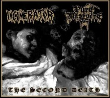INCINERATOR / PURE MASSACRE - The Second Death