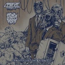 MINDFUL OF PRIPYAT / STENCH OF PROFIT - New Doomsday Orchestration