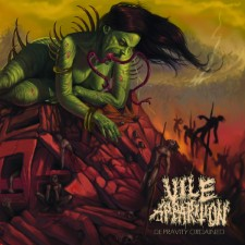 VILE APPARITION - Depravity Ordained