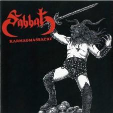 SABBAT - Karmagmassacre / 1990 Demo