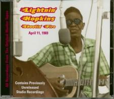 LIGHTNIN' HOPKINS - Shootin' Fire