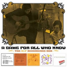 A GAME FOR ALL WHO KNOW - The H&F Recordings Box