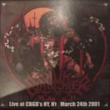 NUNSLAUGHTER - Live At Cbgb's, Ny 2001