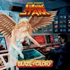 BURNING STARR - Blaze Of Glory