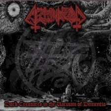 ABOMINABLOOD - Dark Creatures In The Vacuum Of Dementia