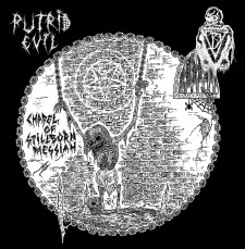 PUTRID EVIL / DISTRES - Chapel Of Stillborn Messiah