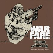 WARFARE - Metal Anarchy: The Original Metal-Punk Sessions