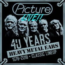 PICTURE - Live 40 Years Heavy Metal Ears 1978-2018