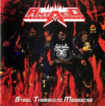 ANTACID - Steel Thrashing Massacre