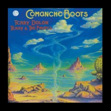 TERRY & THE PIRATES - Comanche Boots