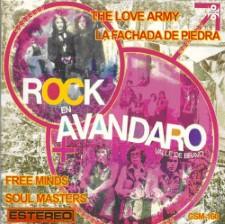 THE LOVE ARMY / SOUL MASTERS / FREE MINDS - Rock En Avandaro