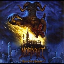 MORDANT - Black Evil Master