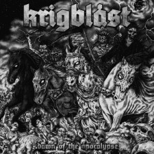 KRIGBLAST - Dawn Of The Apocalypse