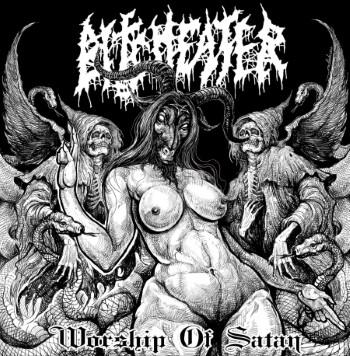 BITCHEATER - Worship Of Satan