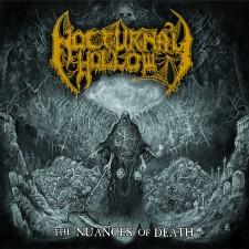 NOCTURNAL HOLLOW - The Nuances Of Death