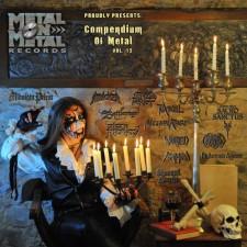 ATTACKER / MELIAH RAGE - Compendium Of Metal Vol. 12