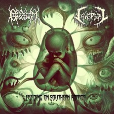 CAVERNAL / OSCULUM OBSCENUM - Feeding On The Southern Horror