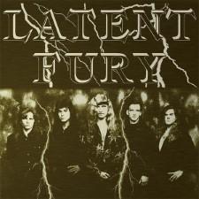 LATENT FURY / ION VEIN - Demo 1991 / Beyond Tomorrow