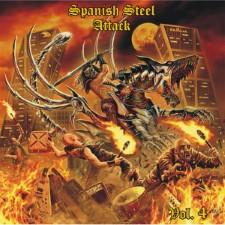 ADAREL / BAJO CUERJA / RAPTOR - Spanish Steel Attack Vol. 4