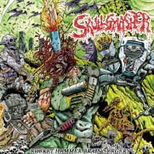 SKULLSMASHER - Rocket Hammer Brain Surgery