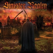 SINISTER REALM - World Of Evil
