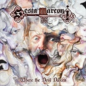 SESTA MARCONI - Where The Devil Dances