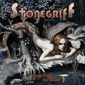STONEGRIFF - Come Taste The Blood