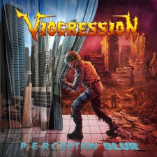 VIOGRESSION - Perception Blur