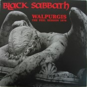 BLACK SABBATH - Walpurgis (The Peel Sessions 1970)