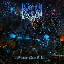 MASTICATION OF BRUTALITY UNCONTROLLED - Preemptive Space Warfare