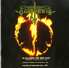 GOATPENIS - Alliance For War