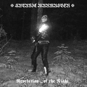 SATANIC WARMASTER - Revelation ...Of The Night