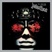 JUDAS PRIEST - Hell Bent For Leather [Re-issue]