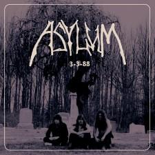 ASYLUM - 3-3-88 Demo