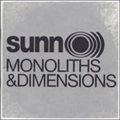 SUNN O - Monoliths And Dimensions