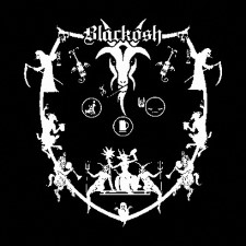 BLACKOSH - Kurvy, Chlast, Black Metal