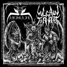 ABIGAIL / VULCAN TYRANT - Split