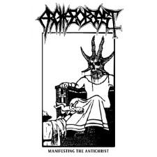 ARCHAEOBEAST - Manifesting The Antichrist