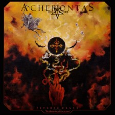 ACHERONTAS - Psychic Death: The Shattering Of Perceptions
