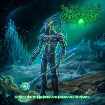 INSIDIOUS ASPHYXIATION - Extirpation Of Iniquitous And Inexorable Deviancy